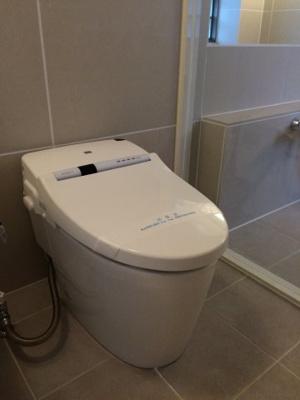 【トイレ】プラトー赤坂北館