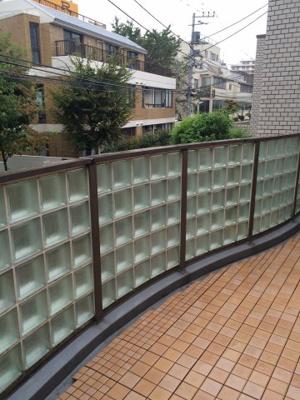【バルコニー】プラトー赤坂北館