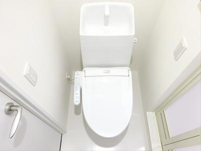 【トイレ】マツバラハウス