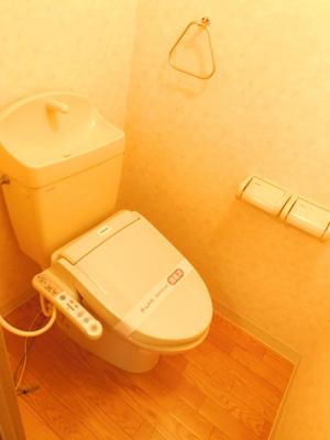 【トイレ】ウィズハピネス