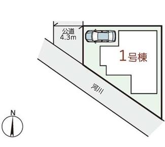 【区画図】高槻市津之江町2丁目