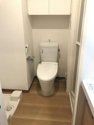 【トイレ】ラグディア麻布十番