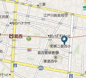 【地図】ベレッツァ