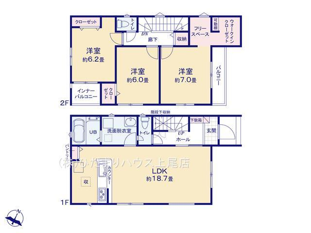 北区吉野町 20-1期 新築一戸建て リナージュ 02