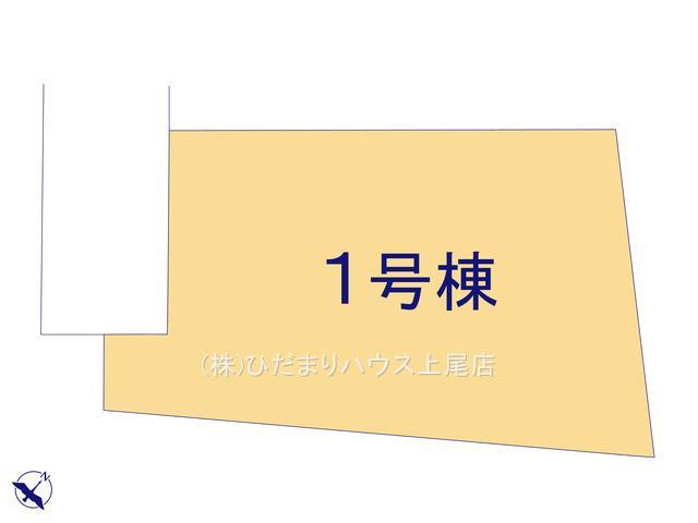 【区画図】見沼区小深作 新築一戸建て リーブルガーデン 01