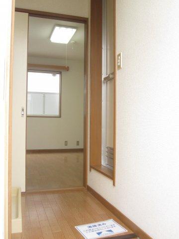 【玄関】エスパシオA棟