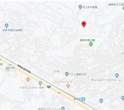 【地図】コーホ゜・リベルテ