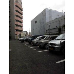 【駐車場】メロディハイム新大阪