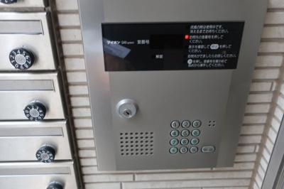 【セキュリティ】ライフガーデン野方Ⅱ