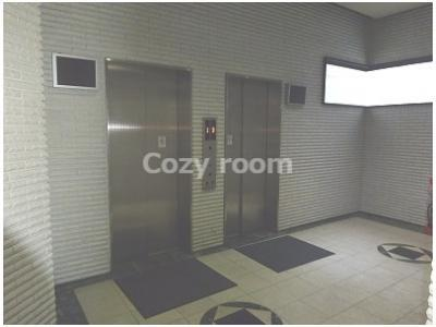エレベーターが2基あるので忙しい朝も助かりますね(^-^)