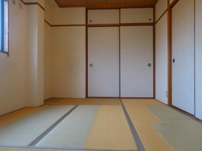 【寝室】山本ハイツ