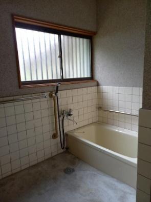 【浴室】土佐市新居