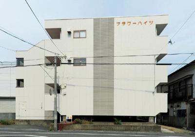 【外観】ニューフラワーハイツ