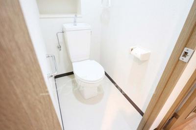 【トイレ】プルメリア東三国サウス