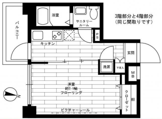 ステージファースト神田Ⅱ