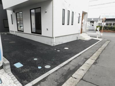 【設備】入間市扇町屋5丁目・全8棟 新築一戸建 6号棟