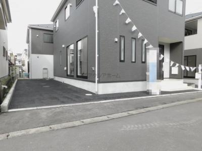 【設備】入間市扇町屋5丁目・全8棟 新築一戸建 8号棟