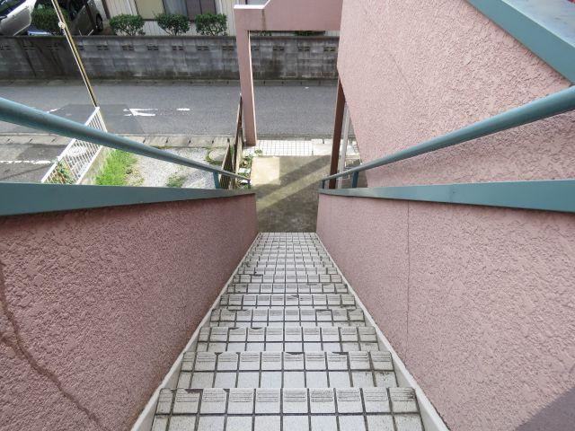 【その他共用部分】シティパレス中富3