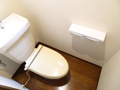 【トイレ】シャトレ和泉