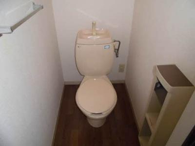 【トイレ】リバティーハイツ