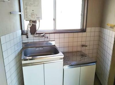 【キッチン】でいごハウス