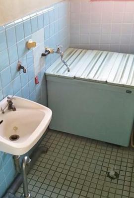 【浴室】でいごハウス