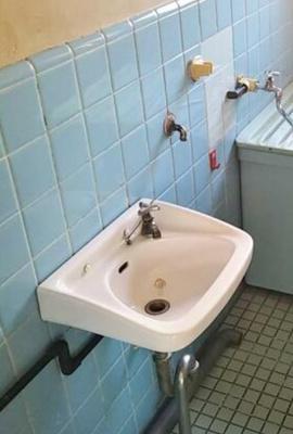 【洗面所】でいごハウス