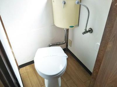 【トイレ】でいごハウス