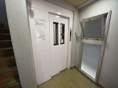 公園ハイツ エレベーター