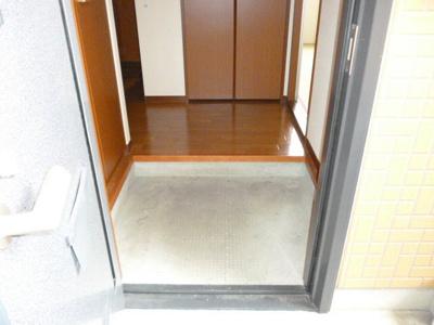 【玄関】STEP2