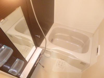 【浴室】カサ―ディア東向島