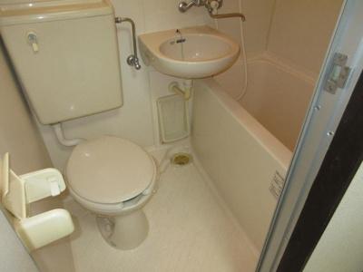 【トイレ】ハイツ浜