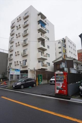 【外観】横浜ハイツ