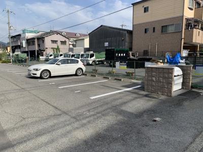 【外観】南植松町1丁目 月極駐車場