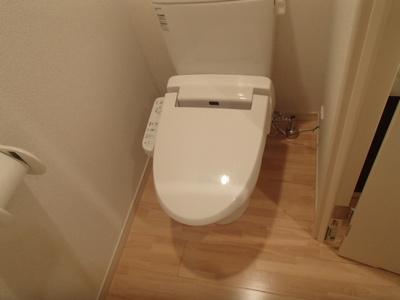 【トイレ】ラクーンレジデンス