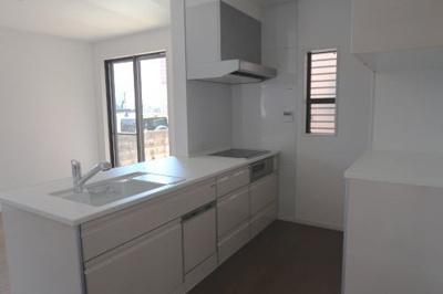 【キッチン】神戸市垂水区坂上4丁目 新築戸建