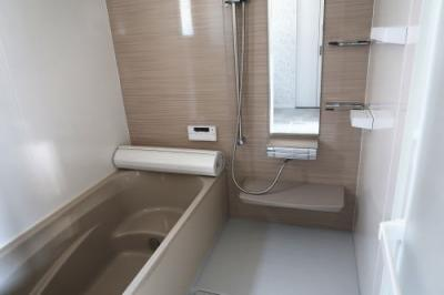 【浴室】神戸市垂水区坂上4丁目 新築戸建