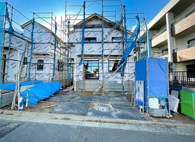 【外観】新築 藤沢市大庭 2号棟