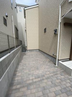 【駐車場】灘区赤坂通6丁目 新築戸建て