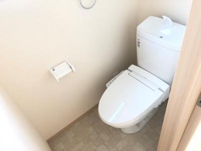 【トイレ】清水貸家(馬木)