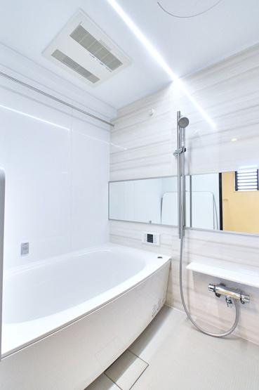【浴室】アムール平尾山荘通