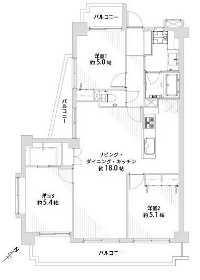 アムール平尾山荘通