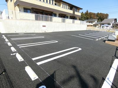 【駐車場】コンフォーティア