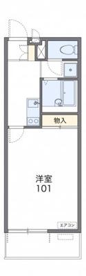 【居間・リビング】リバーシティ本町