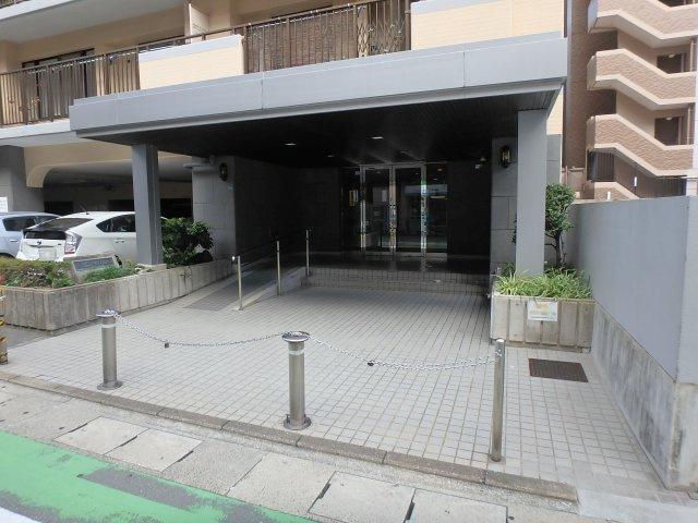 【エントランス】南薬院パークマンション