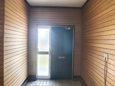 【玄関】藤井アパート