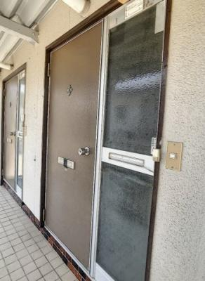 【エントランス】藤井アパート