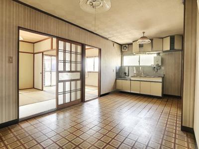 【キッチン】藤井アパート