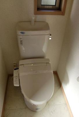 【トイレ】ベルメゾン富塚