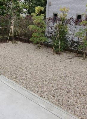 【庭】ベルメゾン富塚